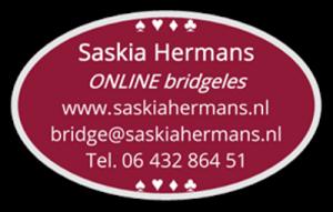 Saskia Hermans logo